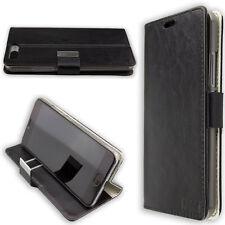 UMiDigi Z / Z Pro Tasche Bookstyle-Case schwarz Handytasche Schutz