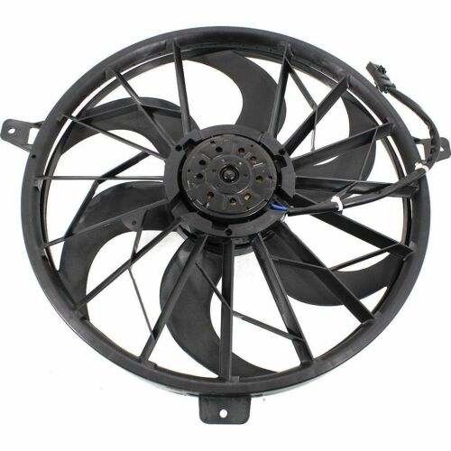 Radiator AC Condenser Cooling Fan For 2004 Jeep Grand Cherokee 4.0L 52079528AD