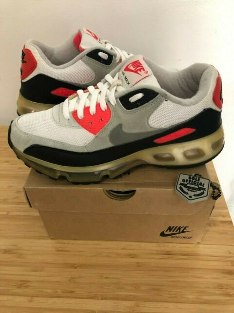 7554934be87 Nike Air Max 90 360 One Time Only Infrared sz 8 (2006) og atmos safari 97  patta