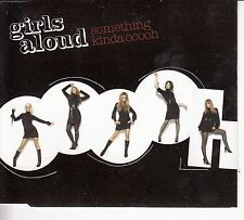 GIRLS ALOUD Something Kinda Ooooh 2006 UK 2-track promo CD