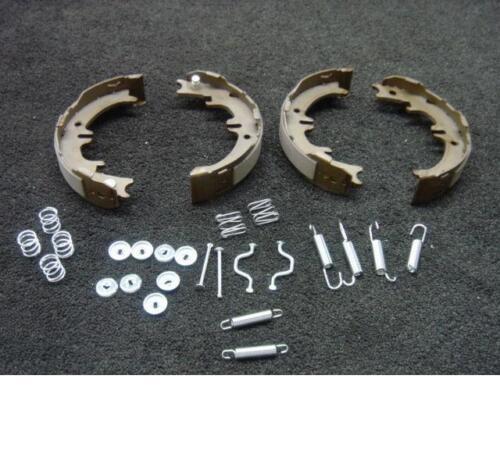 TOYOTA REGIUS 3.0TD KCH40 2WD REAR HAND BRAKE PARKING SHOE FITTING BRAKE PADS