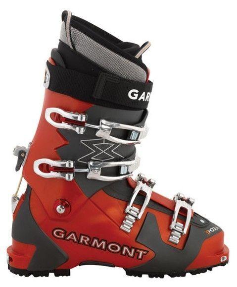 Garmont Shogun botas de Esquí Montaña Esquiar 39 25,5cm Nuevo Touring botas