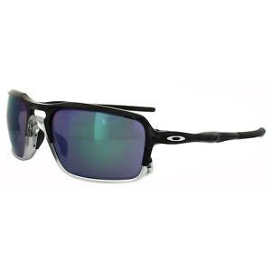 9783a7f444975 Oakley Triggerman Sunglasses 2015 Oo9266-02 Polished Black Jade Iridium