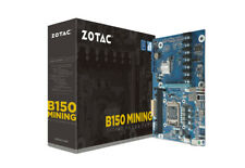 ZOTAC B150 Mining ATX Motherboard for Cryptocurrency Mining with 7 PCIe x1 slots