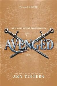 Avenged-Paperback-by-Tintera-Amy-Brand-New-Free-shipping-in-the-US