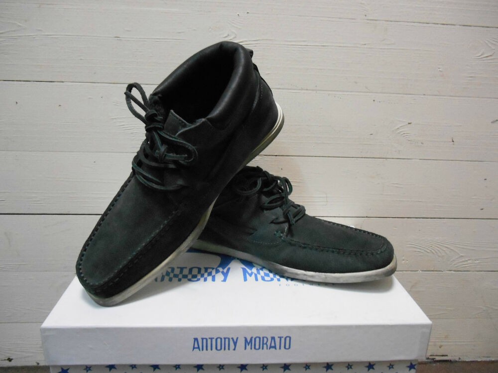 Antony Morato Chaussures Hommes Bottes Hiver Bottines Mmfw00035 Gris