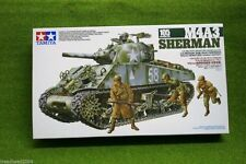 Tamiya U.S. M4A3 SHERMAN 105mm Howitzer Medium Tank 1/35 Scale Kit 35251