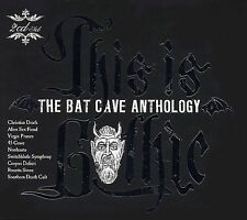 This Is Gothic: The Bat Cave Anthology [Box] by Various Artists CD 2006