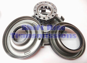 Image is loading 700R4-BONDED-STEEL-PISTON-UPGRADE-KIT-4L60-3-