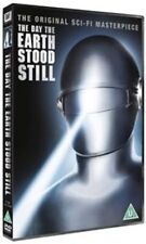 THE DAY THE EARTH STOOD STILL GENUINE R2 DVD MICHAEL RENNIE BILLY GRAY VGC