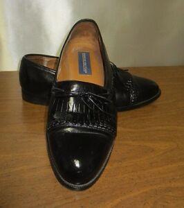 in Brazil Black Mens 8 EEE Dress Shoes