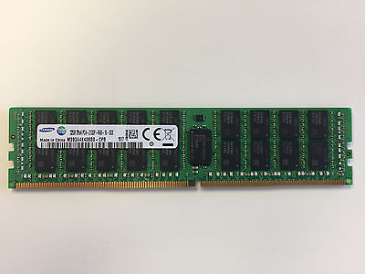 M393A5143DB0-CPB Samsung 4GB PC4-17000 DDR4-2133MHz ECC Reg Single Rank Memory