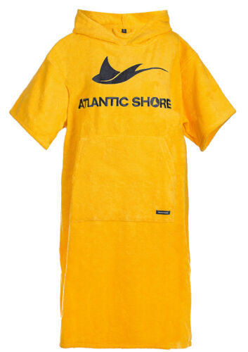 Atlantic ShoreSurf Poncho ➤ Bademantel Umziehhilfe ➤ Yellow