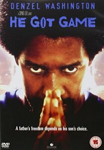 He Got Game [DVD] - DVD  BIVG The Cheap Fast Free Post
