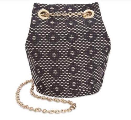 Purse INC INTERNATIONAL CONCEPTS $70 NWT Navy Blue Cheebee Bucket Bag Crossbody