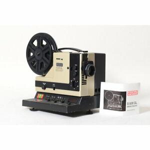 Bolex-S-926-GL-Stereo-Sound-S8-Super-8-Projektor-Filmprojektor-Projektor