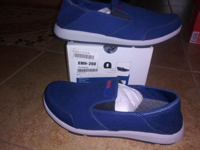 NEW $70 Mens Xtratuf Yellowtail Shoes