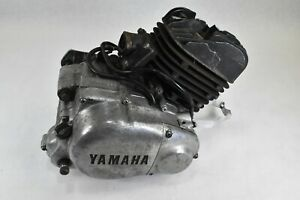 YAMAHA MOTOR ENGINE (437-110490)  UN-TESTED SOLD FOR PARTS OR REPAIR ONLY