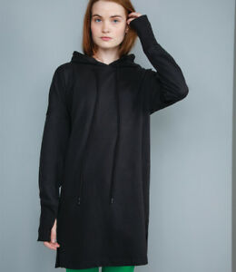 Dress Noir Ladies Mantis Hoodie Dress Mantis Ladies Mantis Hoodie Hoodie Ladies Noir Dress qwx1xXgIB
