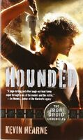 Hounded (iron Druid Chronicles) By Kevin Hearne, (mass Market Paperback), Del Re