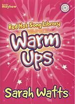 Red Hot Song Library Chaud Ups Watts Livre & Cd-afficher Le Titre D'origine