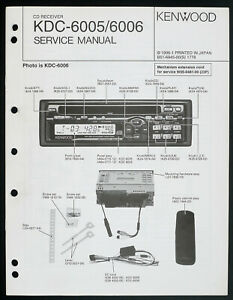 Kenwood Cd Receiver Wiring Diagram - Catalogue of Schemas on