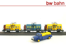 Märklin H0 46751 Kesselwagen-Set OLEX der DRG Neu