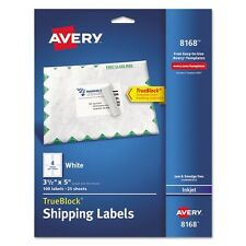 Avery Shipping Labels with TrueBlock Technology - 8168