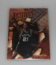 1997-98 Finest Tim Duncan Rookie