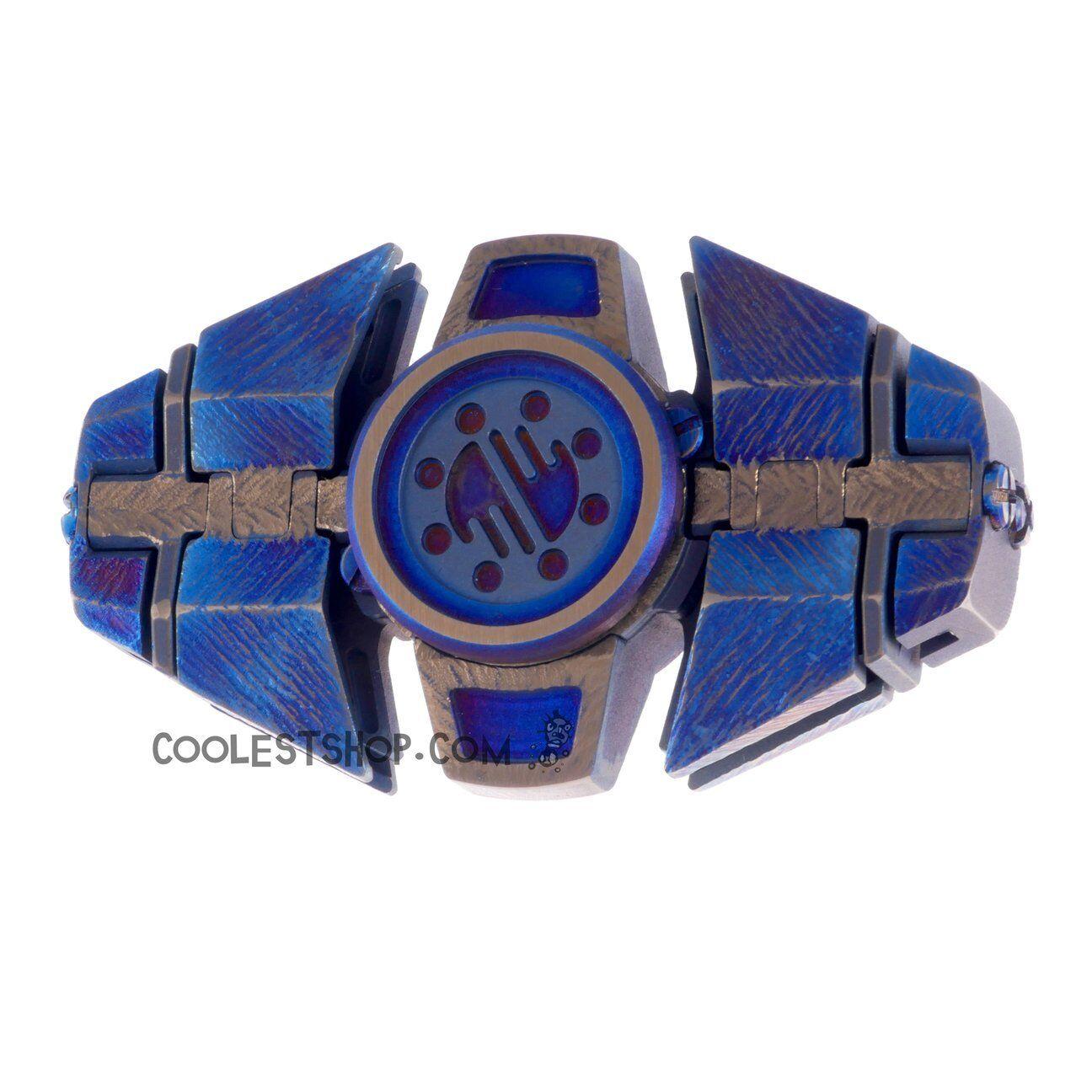 Metalworn M-Type Titanium Fidget Spinner (003)