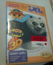 NIP~ Kung Fu Panda 2~ Software for Fisher-Price iXL Learning System
