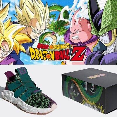 Adidas Originals Dragon Ball Z Propher Cell Shoes Sneakers D97053 SZ 4 12</p>                     </div>   <!--bof Product URL --> <!--eof Product URL --> <!--bof Quantity Discounts table --> <!--eof Quantity Discounts table --> </div>                        </dd> <dt class=