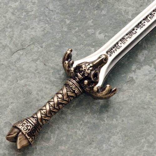 Conan Miniature Father/'s Sword Letter Opener