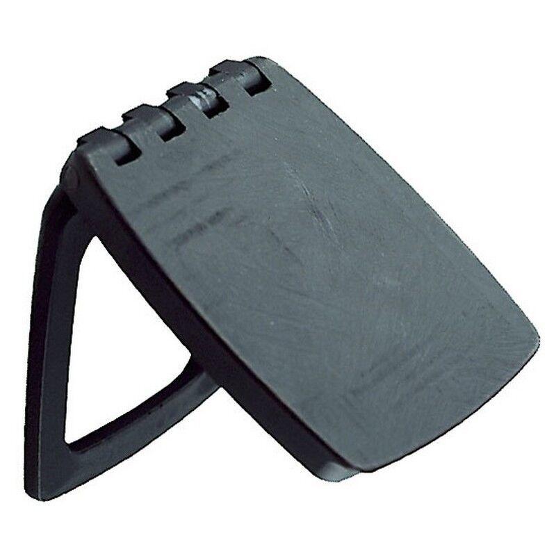 Perko 931DP1BLK Black Flush Lock And Latch W// Keys