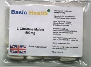 L-Citrulline-Malate-x-30-1500mg-per-Serving-Cardiovascular-Erectile-Dysfunction
