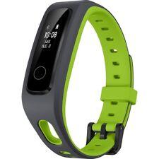 Huawei Band 4 Running Fitnesstracker grün Activity-Tracker mit Schuhbefestigung