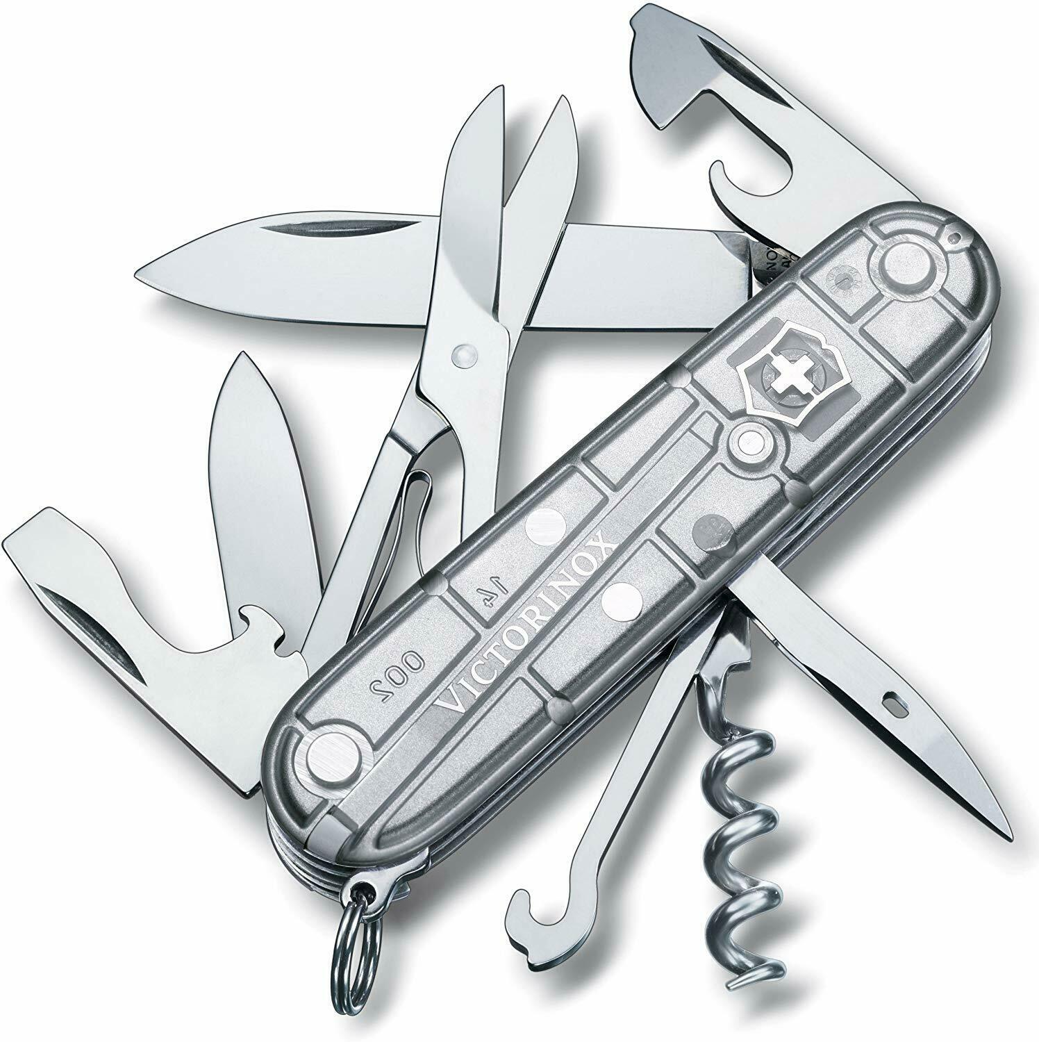 Climber Silber Tech with warranty VICTORINOX From Stylish anglers Japan