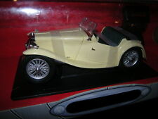 1:18 Yat Ming MG TC Midget 1947 cream/beige OVP