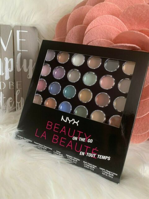 NYX Makeup Palette Beauty On The Go S139