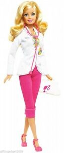 Barbie I Can Be Kid Doctor New & Sealed