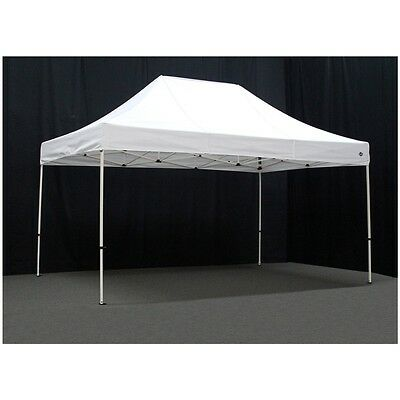 King Canopy 10 x 15 ft. Festival - Instant Canopy 10' x 15' / White FSSHST15WH