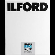 Ilford FP4 Plus 125 Pellicola Piana Bianco e Nero 9x12 -25 fogli