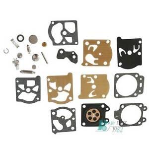 Carburetor-Carb-Repair-Rebuild-Kit-Fits-Walbro-K20-WAT-Fit-Most-WA-amp-WT-Series