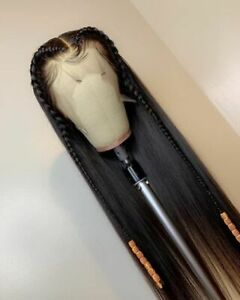 Brazilian-Silk-Straight-Human-Hair-Wig-Lace-Front-Full-Lace-Wigs-Virgin-Soft-Wig