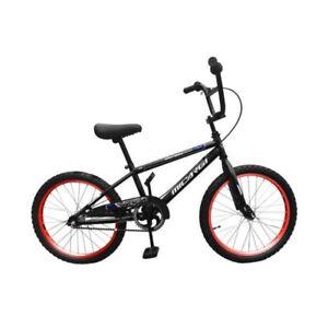 Micargi-JAKSTER-B-20-BK-20-in-Boys-BMX-Bicycle-Black-21-x-7-x-45-in
