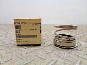 Image Is Loading Ingersoll Dresser Pump Co P0288600 Flow Serve Seal