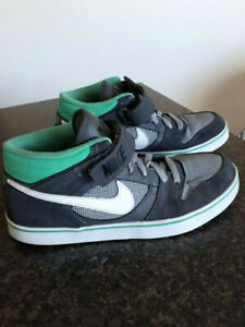 outlet store c9a61 bb73e Details about Nike Air Twilight Mid High Top Mens Athletic Shoes Size 11 US  Skater
