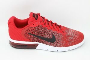 zecca Nike 852461 Sequent Rossoneronero di Max 600 University Air Nuovo 2 POkXZui