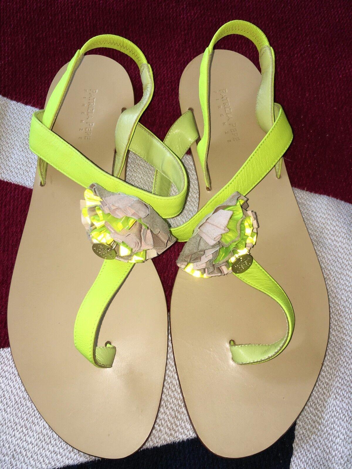 Patrizia PEPE ® dita dei piedi sandali