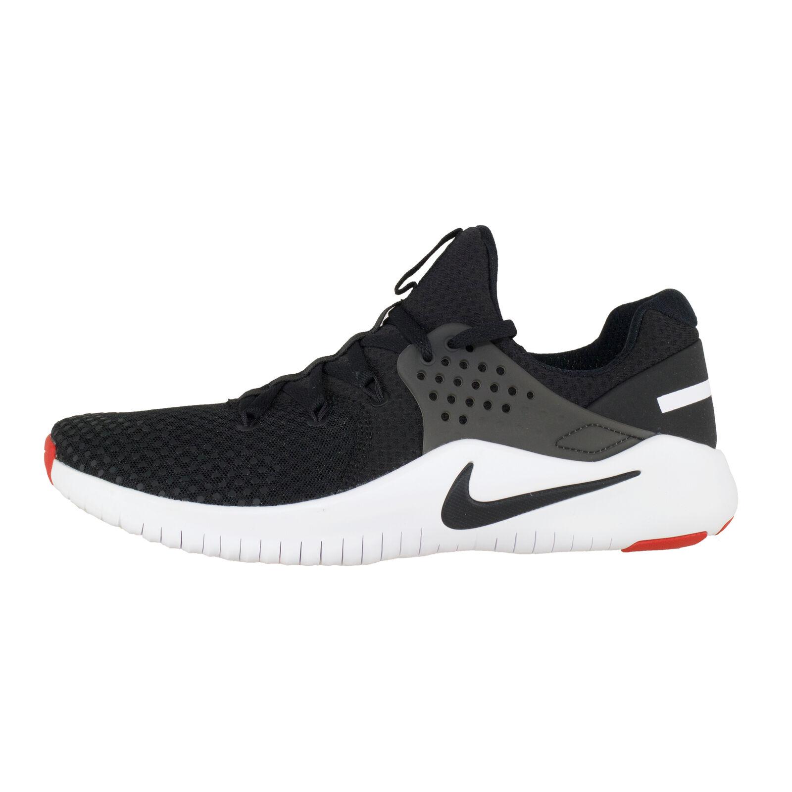 Nike Free TR V8 schwarz weiß - Trainingsschuh Trainer AH9395-004